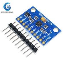 MPU6500 MPU-6500 6 axes Gyroscope accéléromètre Module de capteur IIC I2C Interface pour Arduino montre intelligente 3D souris sans contact GPS