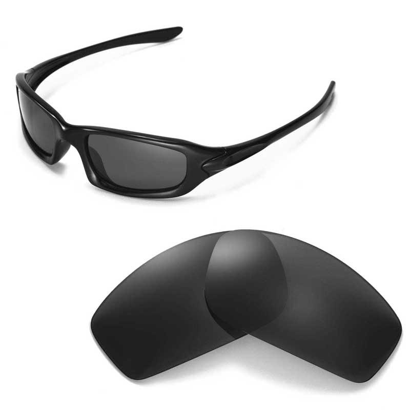 Walleva-عدسات بديلة مستقطبة لنظارات turbine Fives 4.0 ، الولايات المتحدة الأمريكية ، الشحن