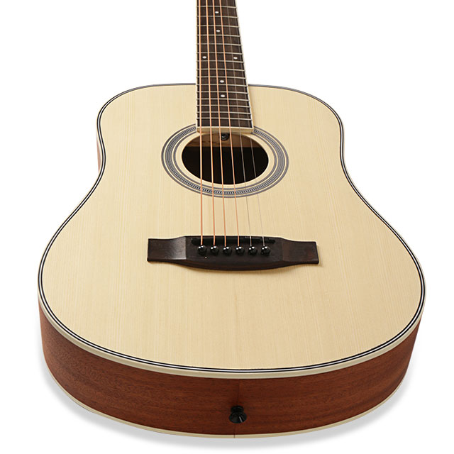 Bullfighter D3416 Wholesale price Custom Brand 34/36/38 inch Acoustic Guitar enlarge