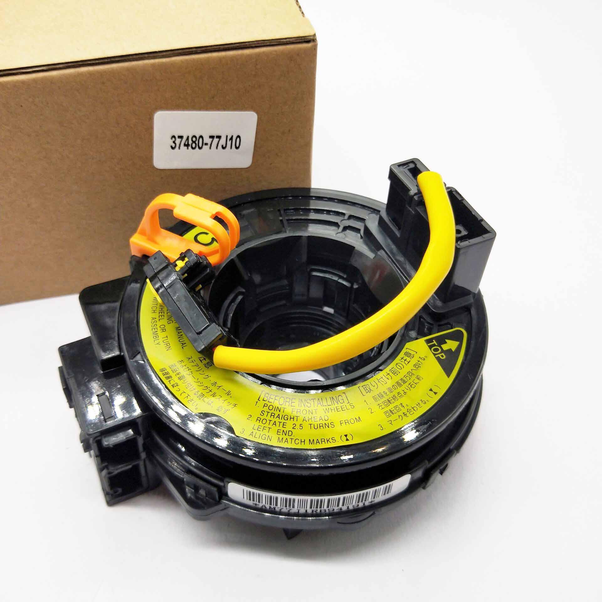 37480-77J10 37480-77J10-000 póngase en contacto con SPRG bobina de Cable para S uzuki Swift SX4 Alto 3748077J10
