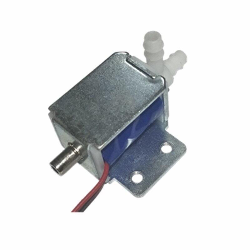 Micro-valve 6V solenoid valve 12V two-position three-way Valve 24V valve,