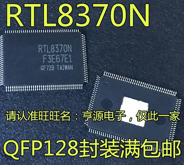 RTL8370N-VB-CG RTL8370N RTL8370M QFP128