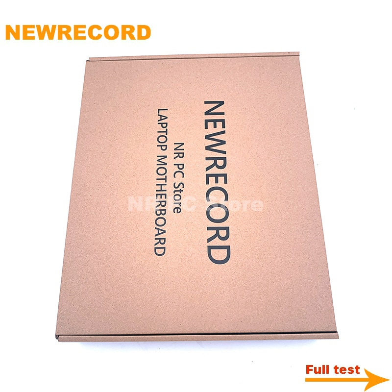 Купить с кэшбэком NEWRECORD CN-0PU073 CN-0K984J CN-0D057F CN-0P083J For Dell XPS M1330 laptop motherboard 965PM DDR2 8600M update GPU free CPU