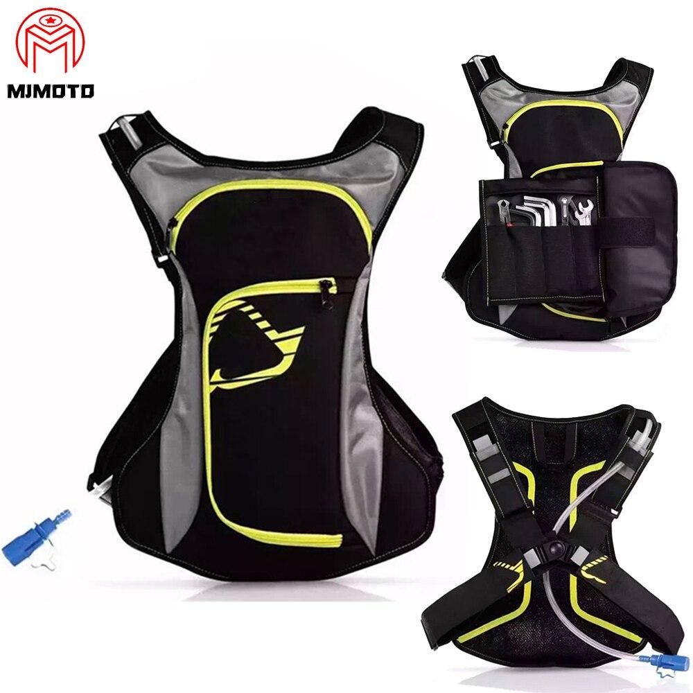Bolsa de água para motocicleta, bolsa de ombro para moto, motocross, moto, acessórios, ferramentas para ACER-BIS