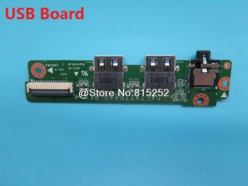 Tarjeta USB portátil para Lenovo U410 Touch U410T 90002528 39LZ8UB0010 nuevo