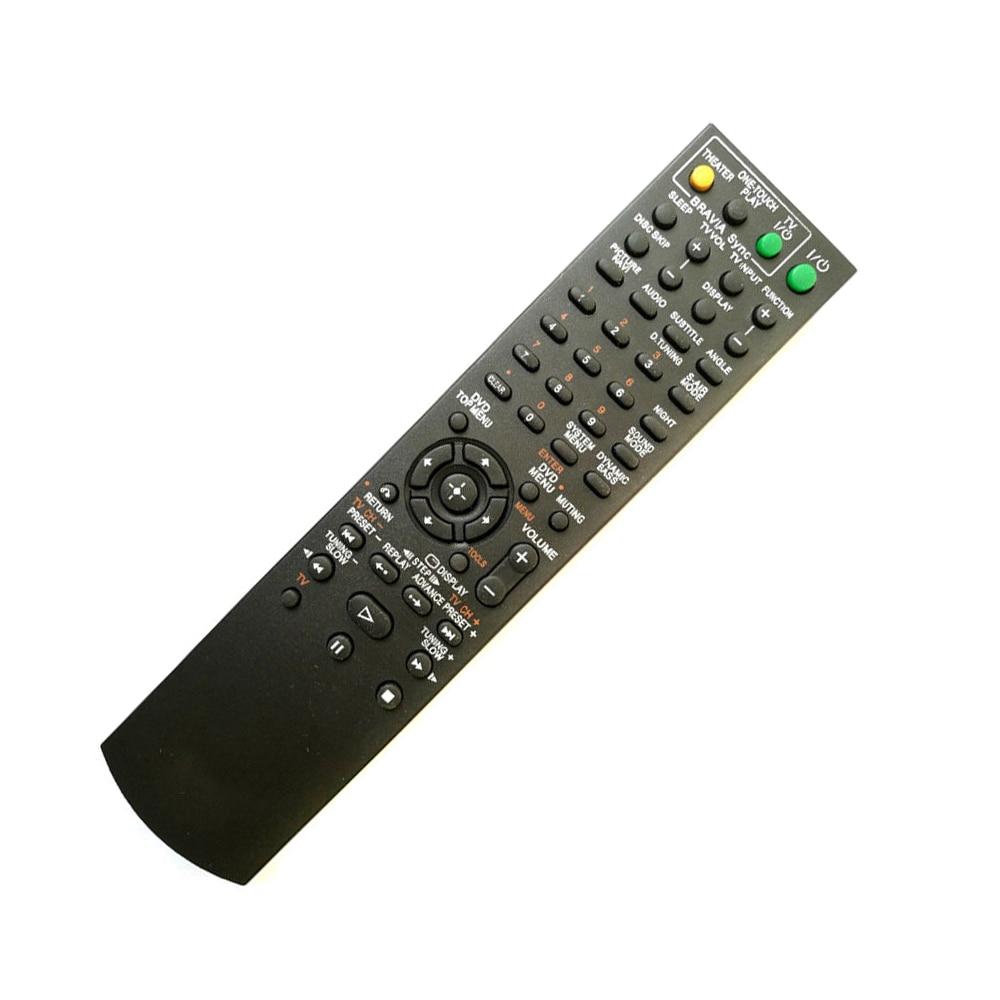 Remote Control For SONY HCD-HDX275, HCD-HDX277,DAV-HDX587WC DAV-HDX274 HCD-HDX587WC Home Theater System