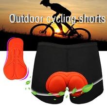 Cycling Underwear Pants Bike Short Pants 3D Padded Bicycle Shorts Sponge Pants Breathable Cycling Un