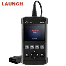LAUNCH OBD2 Scanner Full OBD OBDII Engine Code Reader CR5001 Car Diagnostic Scan Tool Multi-language Automotive Scanner