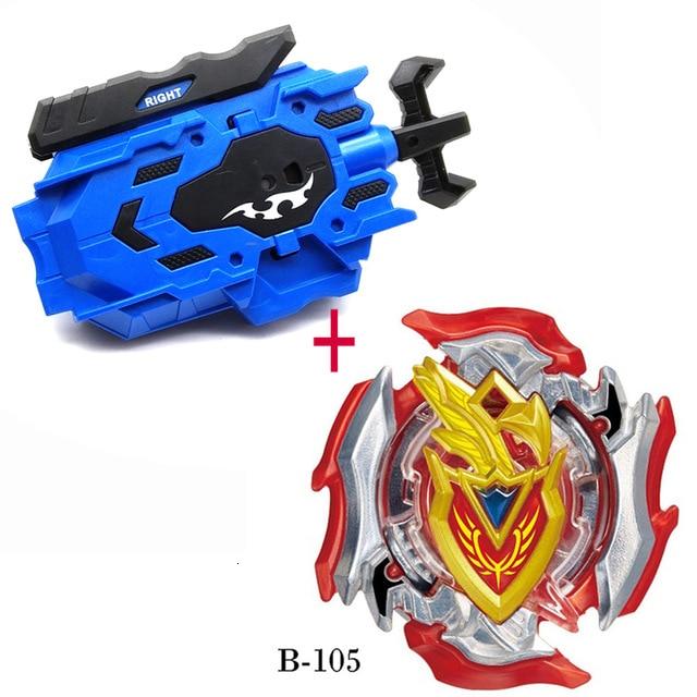Takara Tomy Top Launchers Beyblade Burst B105 Arena Toys Sale Bey Blade Blade and Bayblade Bable Drain Fafnir metal Blayblade