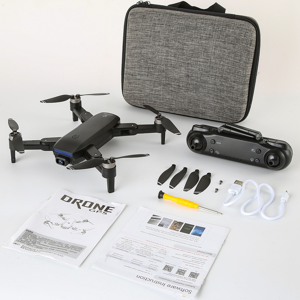 New SG700 Max /D GPS Drone 4K Profesional Dual HD Camera 5G Wifi Self-Stabilizing EIS Gimbal Brushless RC Foldable Quadcopter enlarge