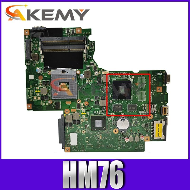 REV.2.0 اللوحة المحمول لينوفو G700 HM76 اللوحة SLJ8E N14M-GE-B-A2 11SN0B5M11 11S90003042 DDR3