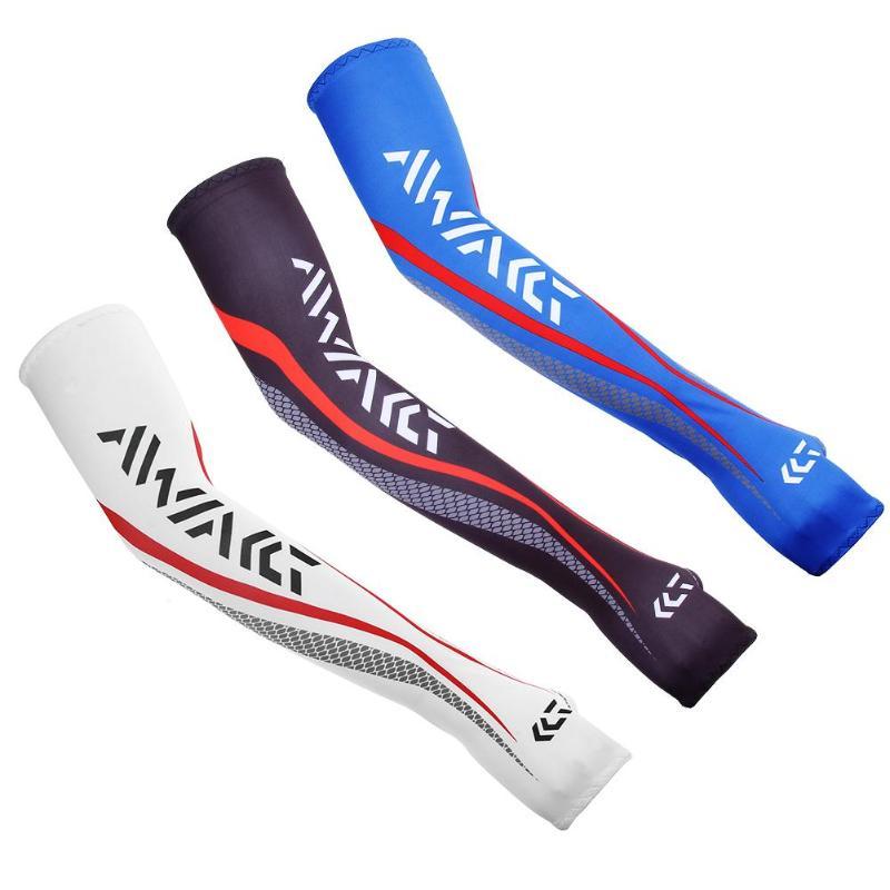 1 paar Sommer UV Sonnenschutz Arm Ärmel für Angeln Laufen Radfahren Sport Reiten Kühlung Arm Wärmer Ärmeln Abdeckung
