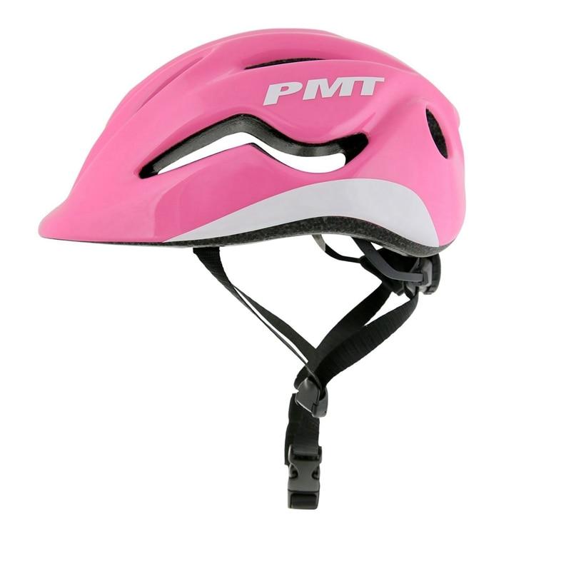 PMT دراجة خوذة إطارات دراجة تسلق الجبال خفيفة الوزن سلامة الأطفال ركوب خوذة تنفس الدورية الضابط دراجة خوذة