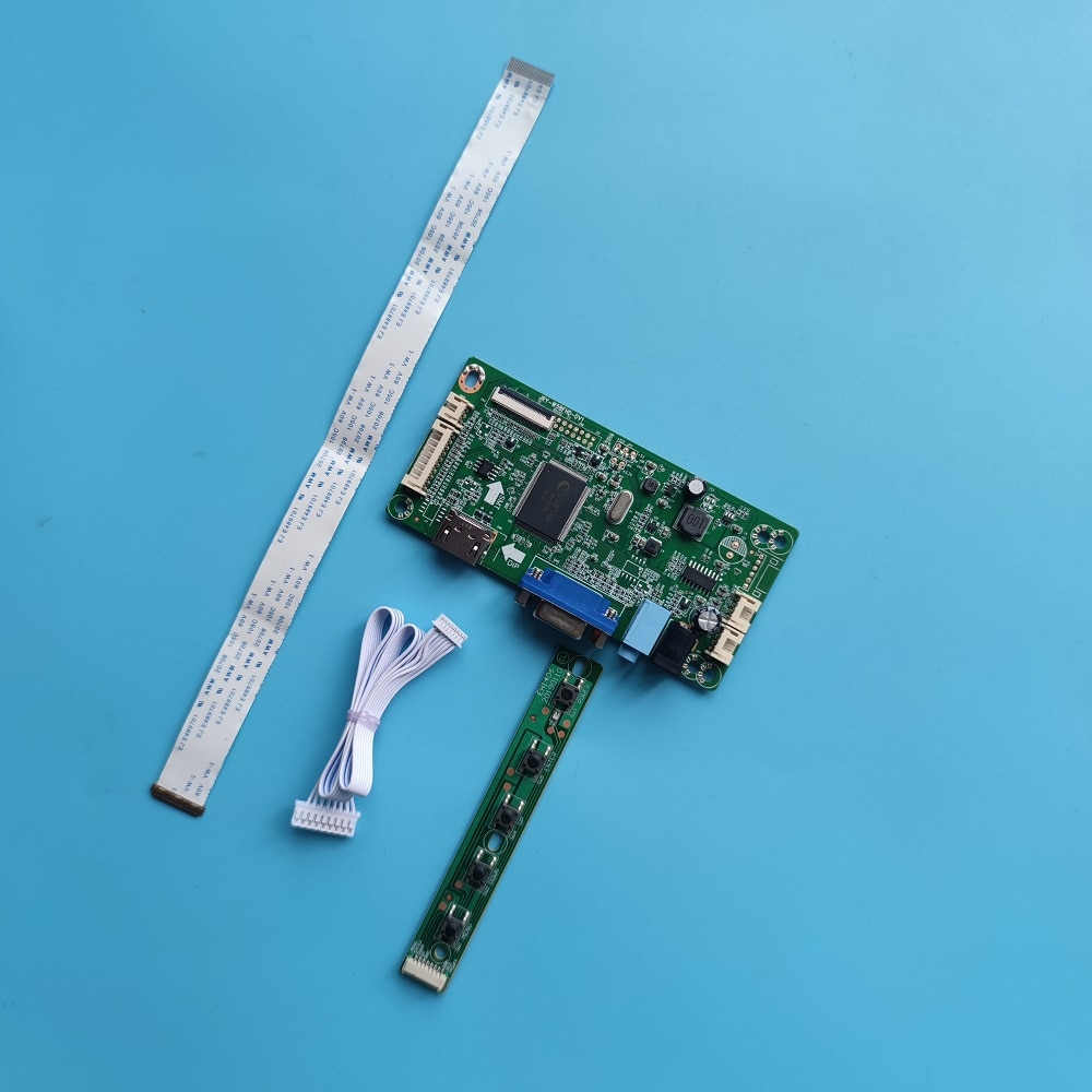 ل N156BGA-EA2 N156BGA عدة VGA EDP HDMI-متوافق 15.6