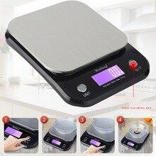 10kg/3kg/5kg Balance numérique Portable haute précision 0.1g LED balances électroniques Balance alimentaire postale mesure poids Balance de cuisine