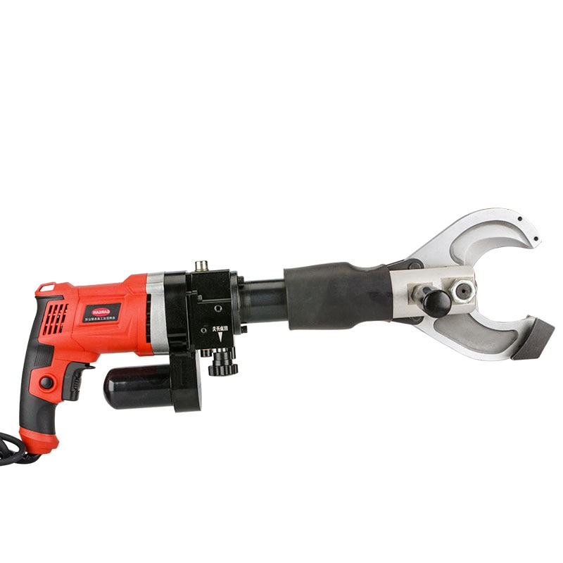 Electric Portable Hydraulic Cable Cutter for rebar, steel, armoured cable