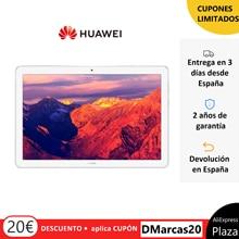HUAWEI MediaPad T5 4GB 64GB Tablet PC 10.1 pulgadas Octa Core Dual Speaker 5100 mAh Soporte tarjeta microSD Android 8.0