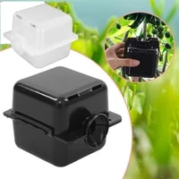 35pcs square plant rooting ball growing box breeding case for garden plant high pressure propagation box plant rooting device