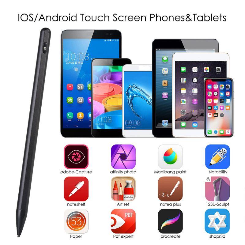قلم لمس عالمي ، قلم سعوي ، لأجهزة iPhone و Android