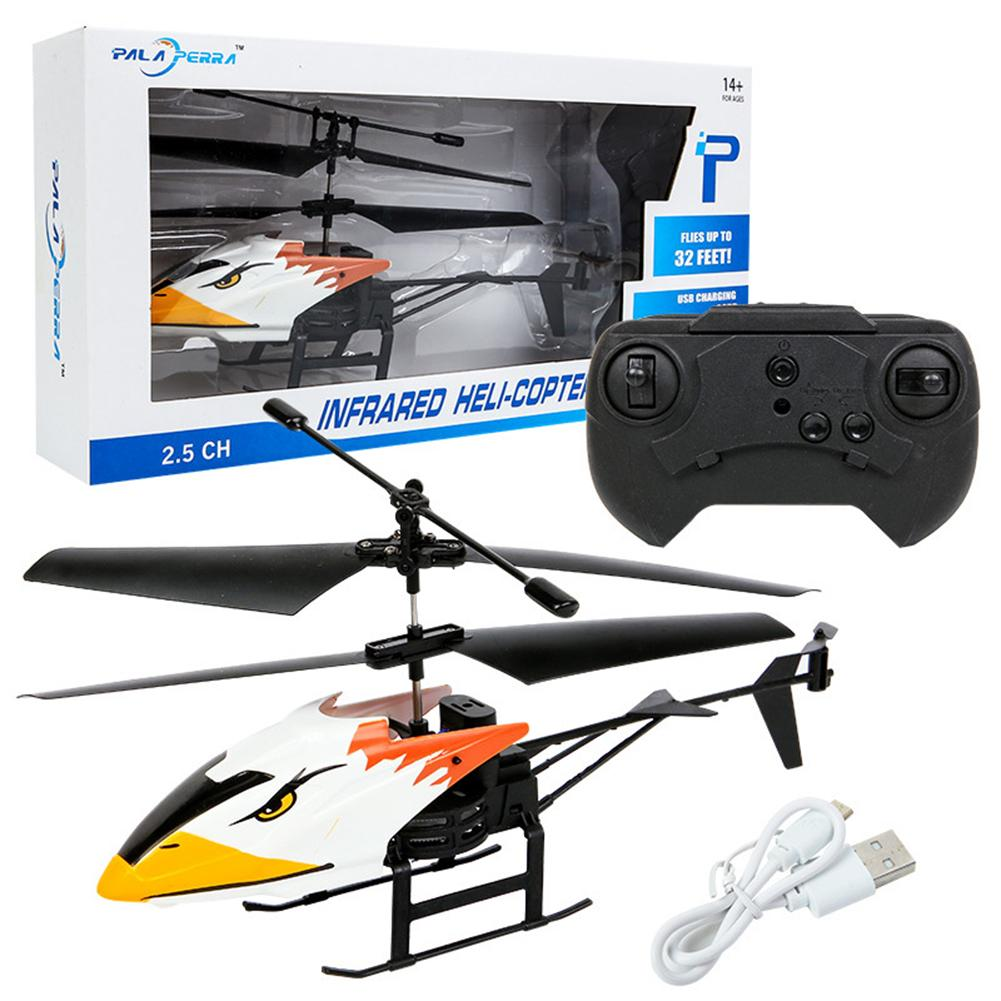 Mini RC Helicopter RC Aircraft Remote Control Altitude Hold Indoor Flying Toy For Children Kids Airp