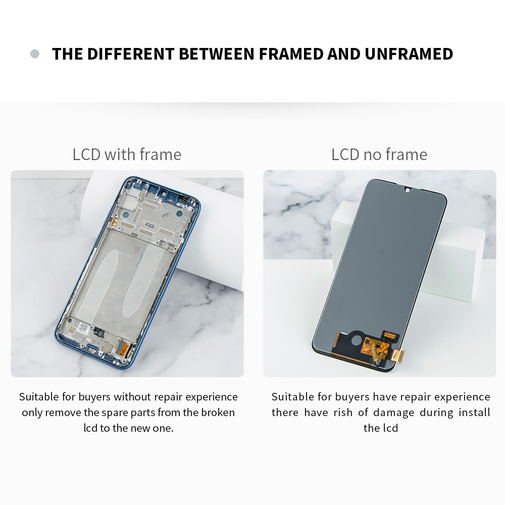 AUMOOK Original LG Amoled For Huawei P30 Pro LCD Display Touch Screen Digitizer For Huawei P30 Pro LCD Screen Replacement Part enlarge