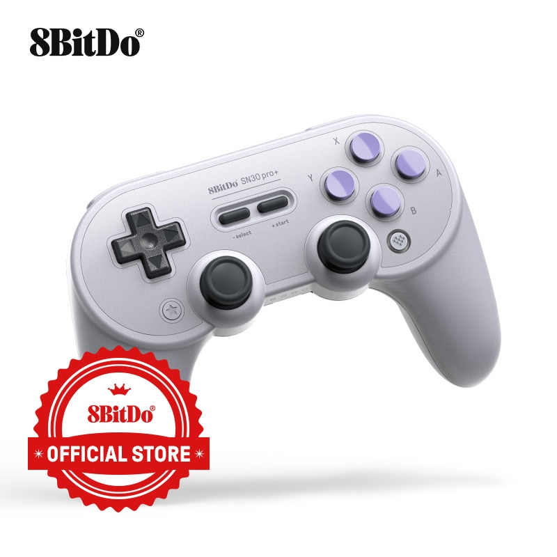 8BitDo SN30 pro plus SN30 PRO+ Bluetooth Gamepad Controller with Joystick for Windows Android macOS