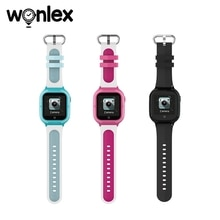 Wonlex KT08 Kids GPS Smart Watch Accessory: Watch Strap/Protect Film/Cable/Button/Buckle/Screw Acces