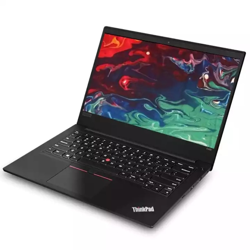 tems&nemo DT test laptop:Lenovo ThinkPad E480 Core I5-8250U 14-inch narrow-frame laptop (set) 16G 512G solid state