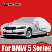 car sunshade cover exterior peotector outdoor covers for bmw 5er series f10 g30 waterproof oxford cloth anti uv accessories