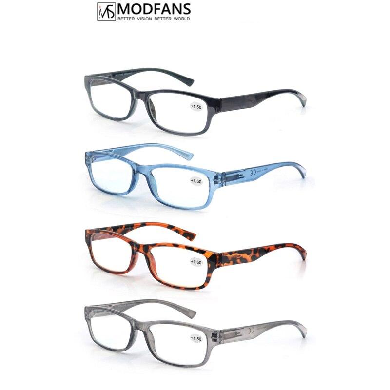 Hommes lunettes de lecture à monture carrée lunettes femmes dames presbytie dioptrie vue 1 125 150 175 200 225 250 275 300 350 400
