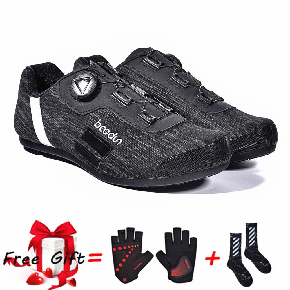 Nuevos zapatos de ciclismo de montaña, bicicleta de carretera, zapatos de montar sin bloqueo, zapatos de ocio transpirables para deportes al aire libre, zapatillas de ciclismo