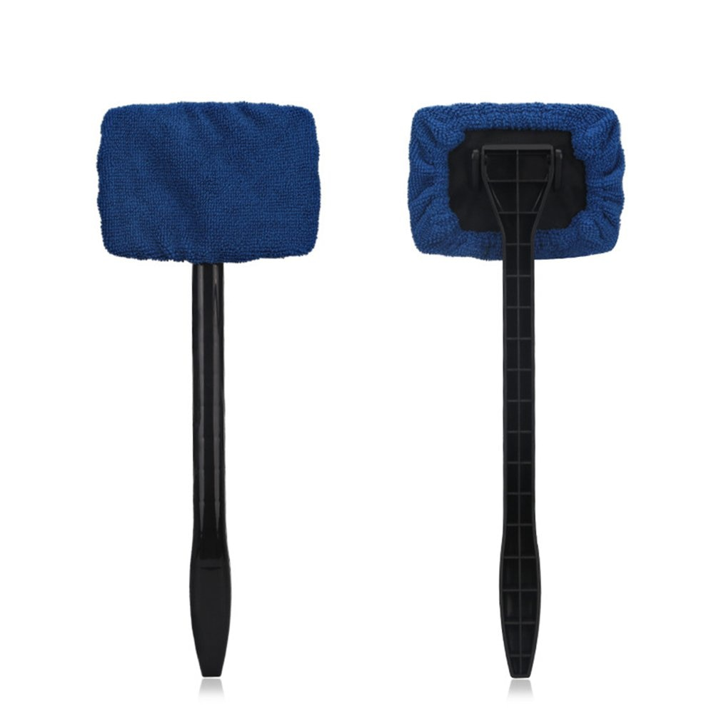 Household Window Microfiber Cloth Car Wash Brushes Car Body Window Glass Wiper Cleaning Tools Kit Windshield Cleaner