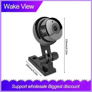 WakeView Wireless Mini WIFI IP Camera HD 960P Smart Home Security Camera IR Night Vision Network Two Way audio Wireless Camera