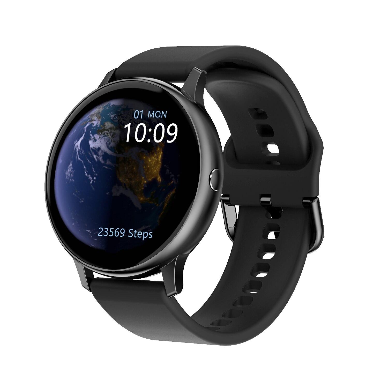 DT88 Pro Smart Watch hombres mujeres ECG Monitor de ritmo cardíaco durante el sueño Bluetooth música Fitness Tracker deportes Smartwatch dispositivos usables