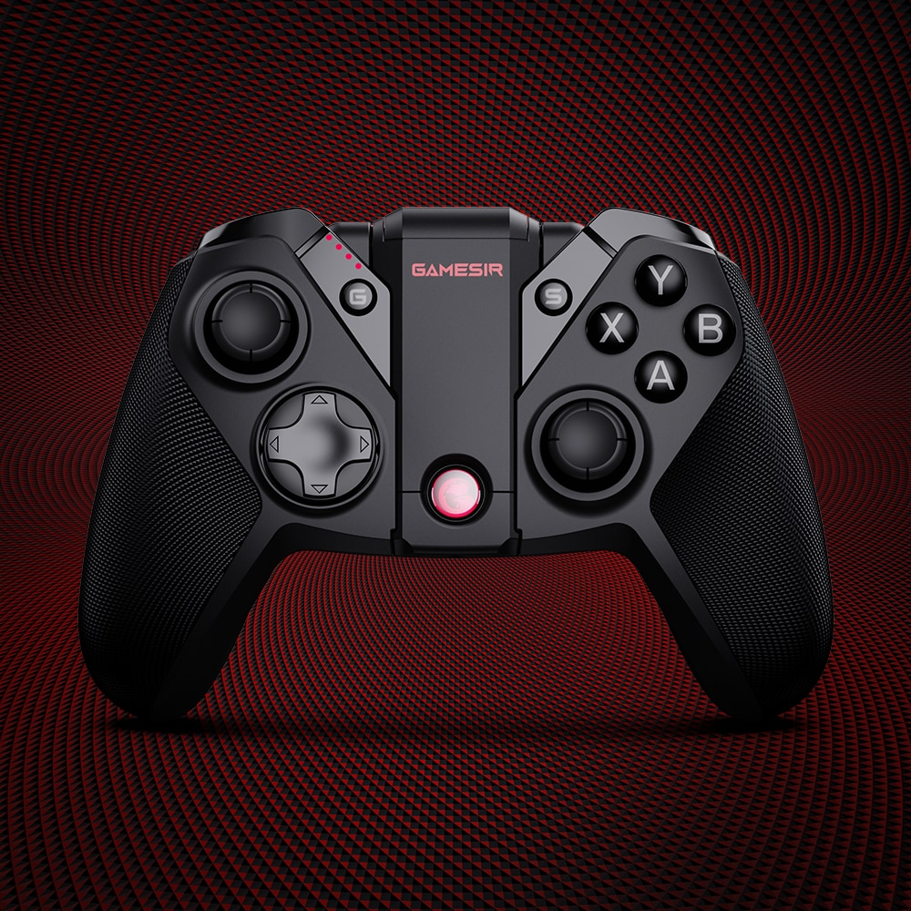 GameSir G4 Pro Bluetooth Switch Game Controller Wireless Gamepad for NintendoSwitch / Android / iPhone / PC Magnetic ABXY