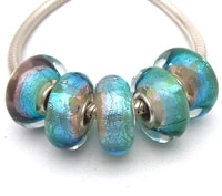 jgwgt 2959 5x 100 authenticity s925 sterling silver beads murano glass beads fit european charms bracelet diy jewelry lampwork