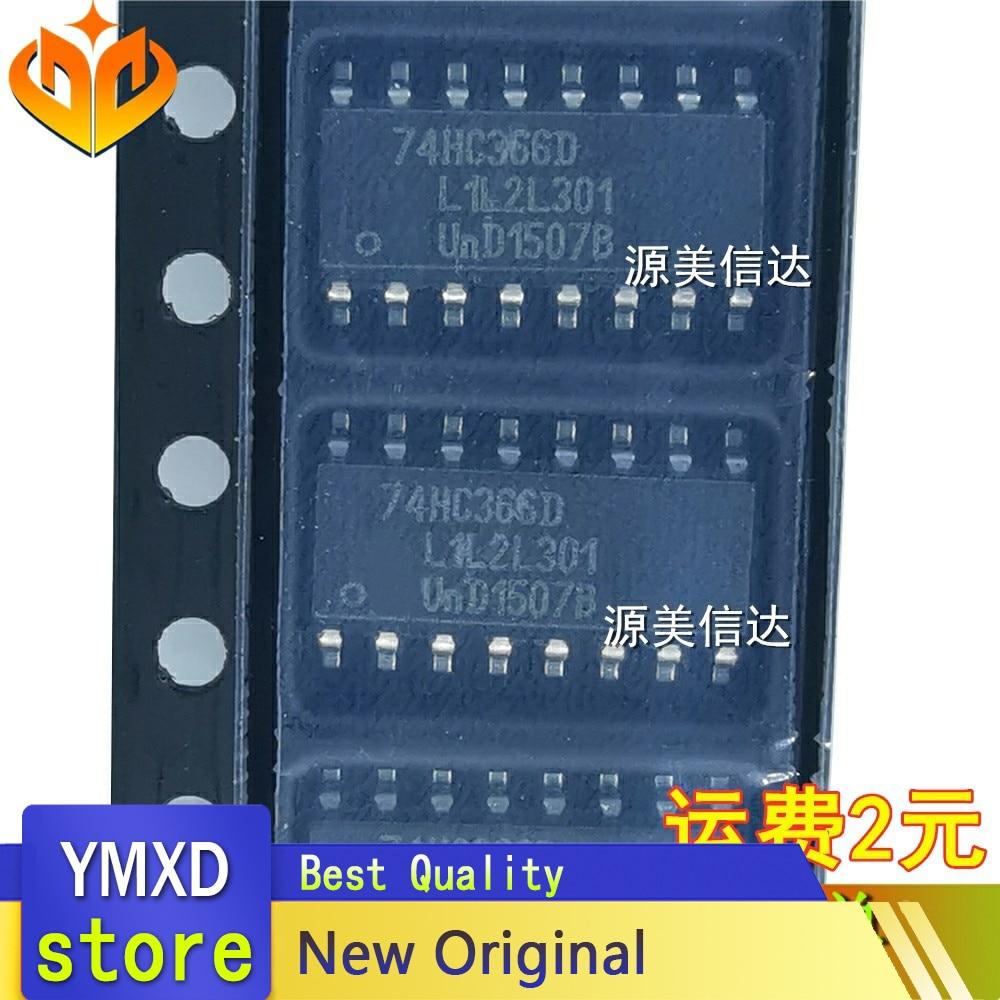 10pcs/lot New Original 74hc366d SN74HC366DR 74HC366DR HC366 tristate Logic Chip inverting buffer