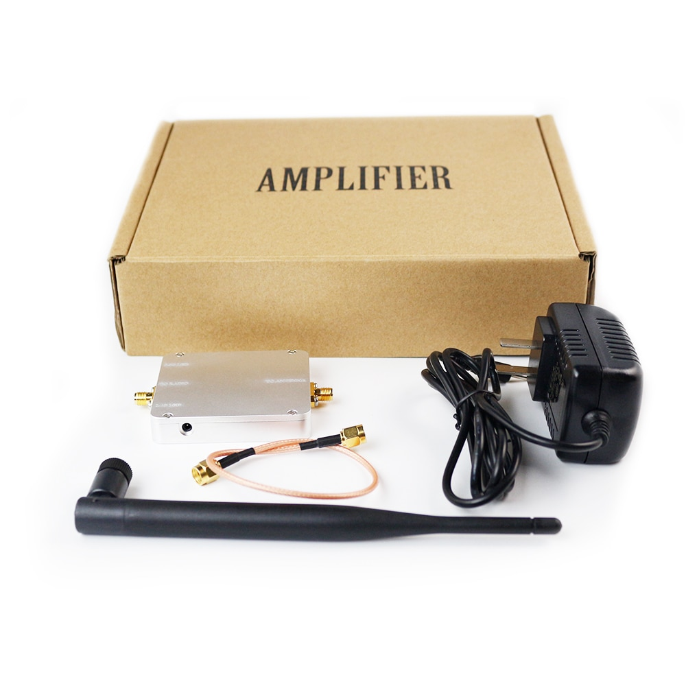 EDUP WiFi Amplifier Dual Band 2.4G&5.8G 4000mW 6dBi WiFi Booster Long Range Wilress Signal Wifi signal booster For House Office enlarge