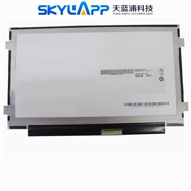 Écran LCD 10.1 pouces pour HSD101PFW4 A01 A00 Fit M101NWT2 R0 B101AW02 B101AW06 panneau décran (sans contact) livraison gratuite