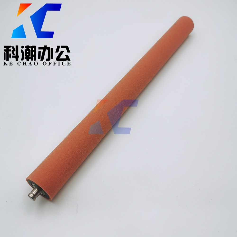 KECHAO fusor de rodillos de esponja Compatible con Konica Minolta bizhub C224 C284 C364E C454 C280 C360 fusor de rodillos