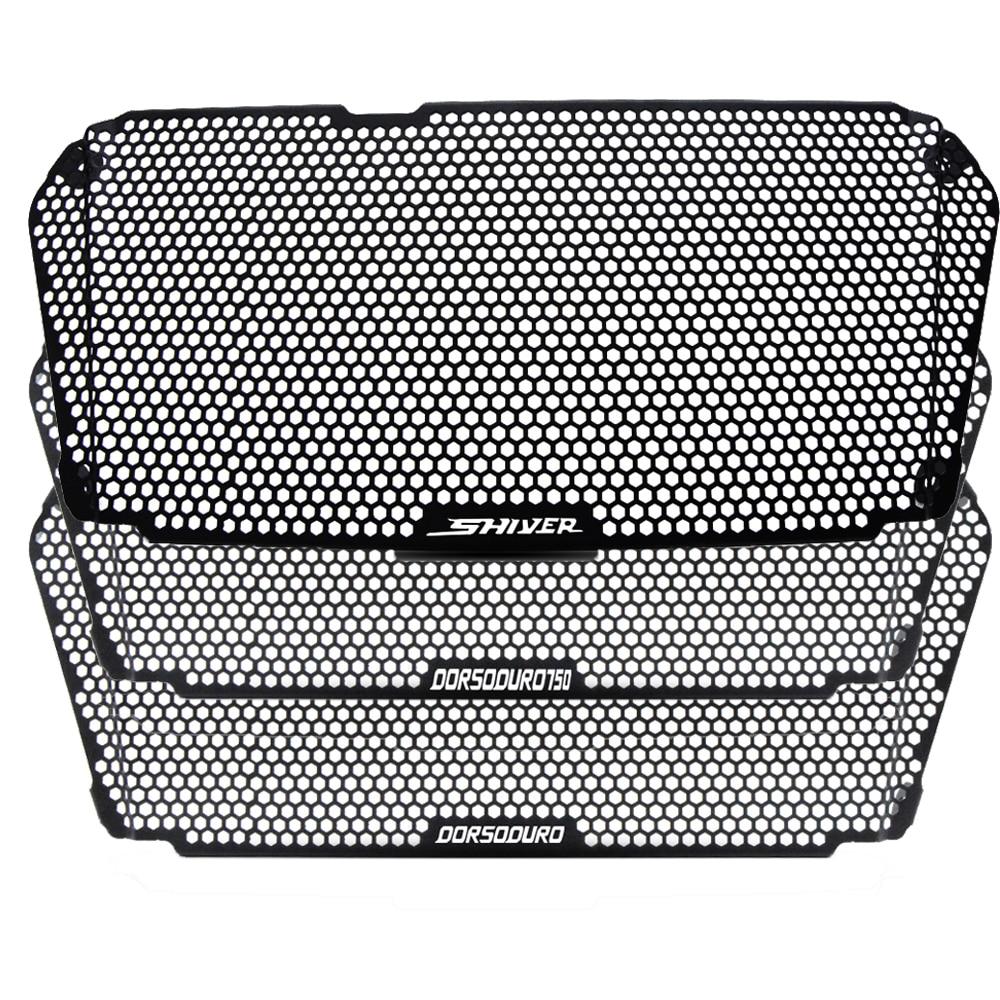 For Aprilia Shiver Shiver SL 750 Dorsoduro 750 2007-2017 2016 Radiator Protective Cover Guards Radiator Grille Cover Protecter