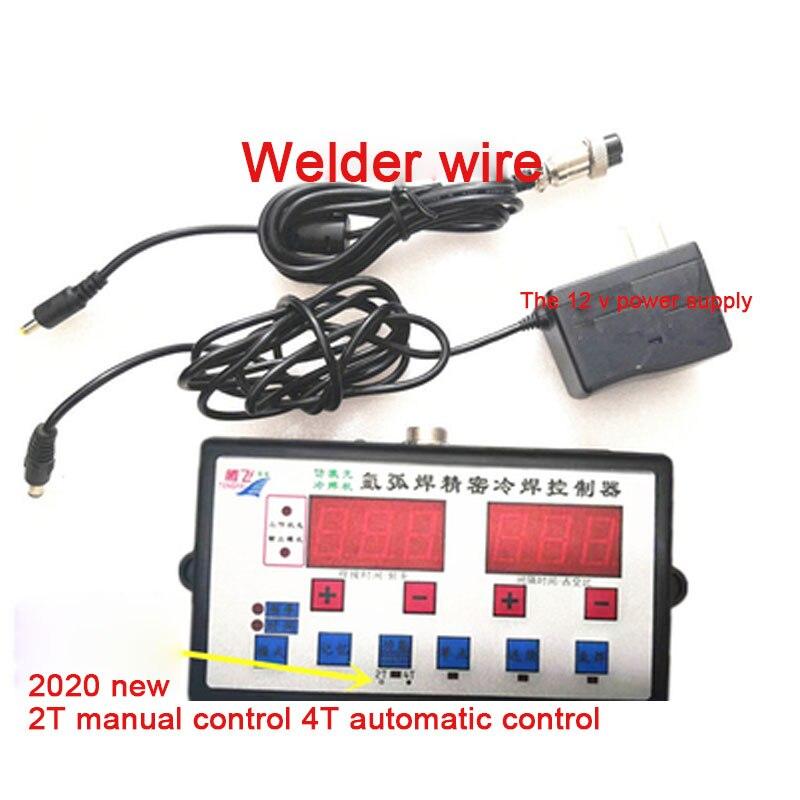TIG сварочный аппарат модифицированный аппарат холодной сварки импульсный контроллер имитирующий Лазерную сварку из нержавеющей стали