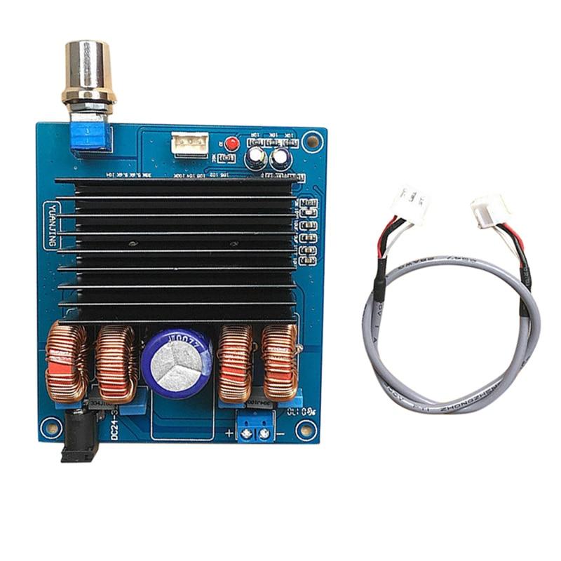 TDA7498 مكبر كهربائي رقمي لوحة 150 واط x 1 عالية الطاقة أحادية مضخم صوت مكبر كهربائي مجلس