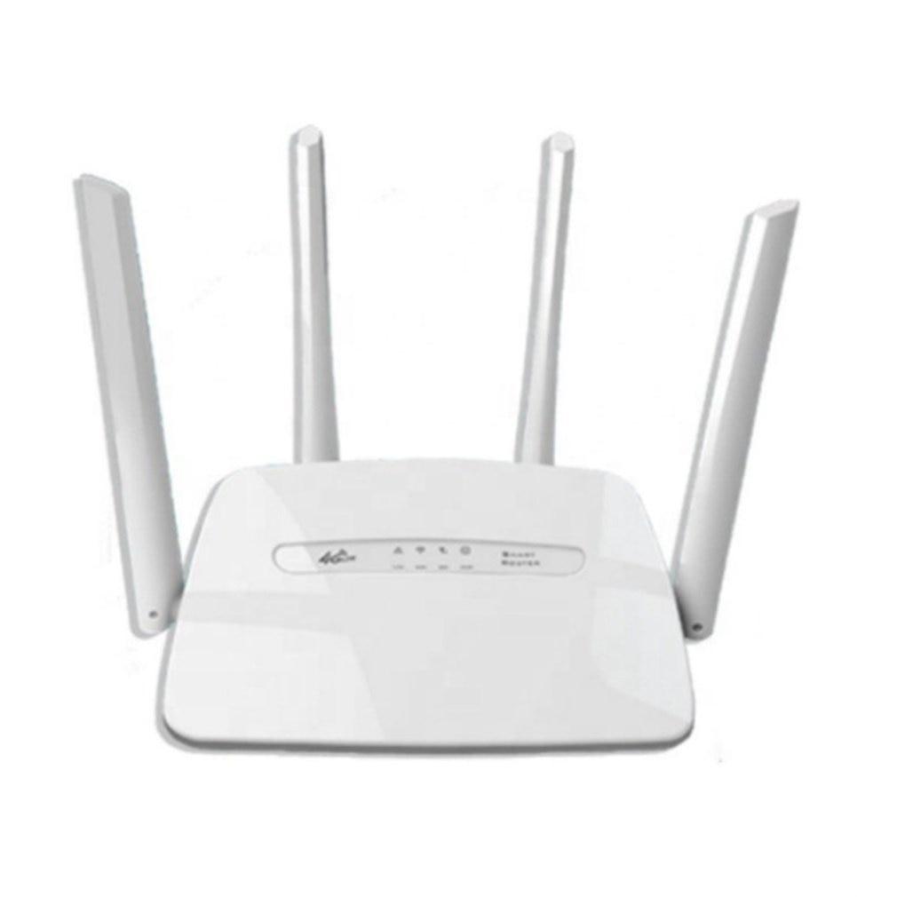 4G CPE راوتر مودم مقفلة غير محدود هوت سبوت موبايل واي فاي الربط راوتر لاسلكي واي فاي راوتر الإنترنت مع 4 قطعة هوائي