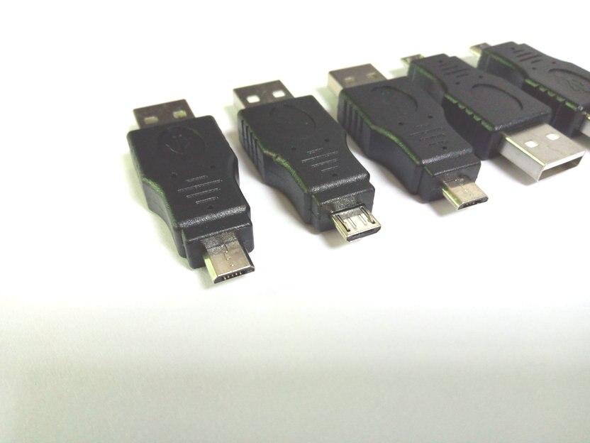 محول قابس USB 1000 ذكر ، 5 دبابيس ، 2.0 قطعة ، جديد