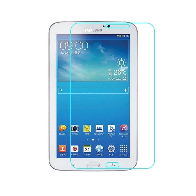 """7,0 """"9H 2.5D 0,3 MM vidrio templado endurecido a prueba de explosiones para Samsung Galaxy Tab 3 T210 T211 película transparente Protector de pantalla barato"""