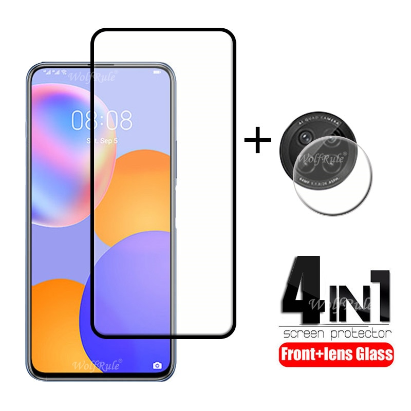 4-in-1-for-huawei-y9a-glass-for-huawei-9a-tempered-glass-full-glue-hd-camera-screen-protector-for-huawei-y9a-honor-9a-lens-glass