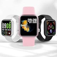 P90 Smart Watch Heart Rate Blood Pressure IP68 Waterproof Wireless Charging Smartwatch Sports Fitness Tracker for Apple Samsung