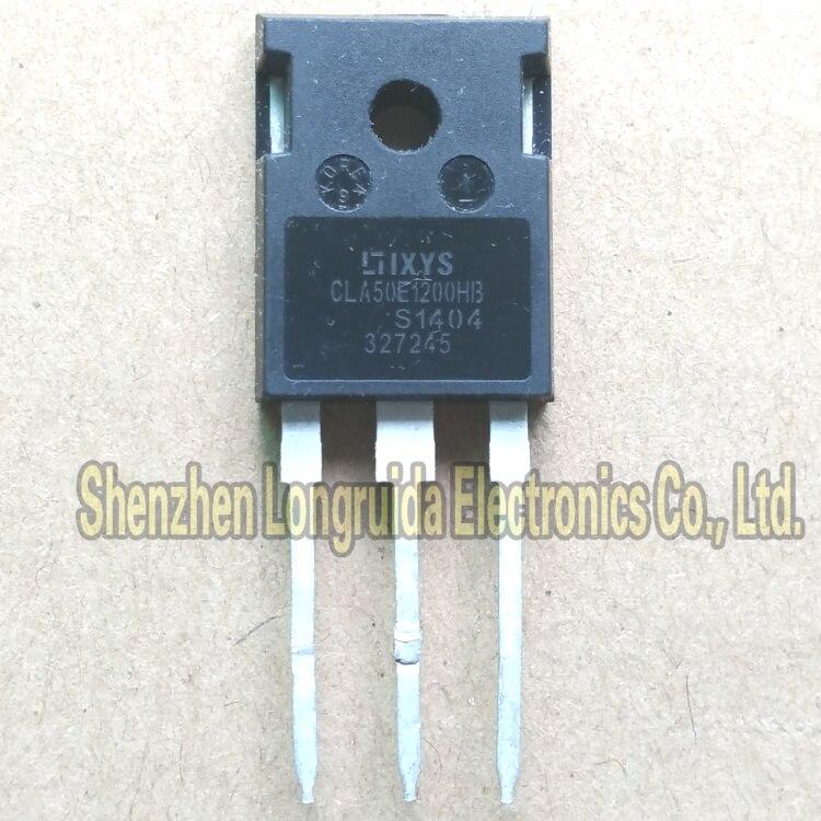 10 Uds CLA50E1200HB CLA50E1200 a-247 de alta eficiencia tiristor 50A 1200V