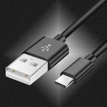 Xiaomi USB Type C 케이블 원본 빠른 고속 충전 MI 9 8 6 4C 4S A1 5S Plus 5X Mix MAX 2 Redmi K20 Pro Note 8 7